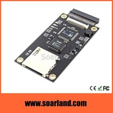 Advanced sd card to 50 pin 1.8 ide adapter