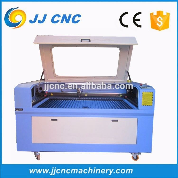 100W MDF plywood eastern laser cutter for wool blanket/wool felt