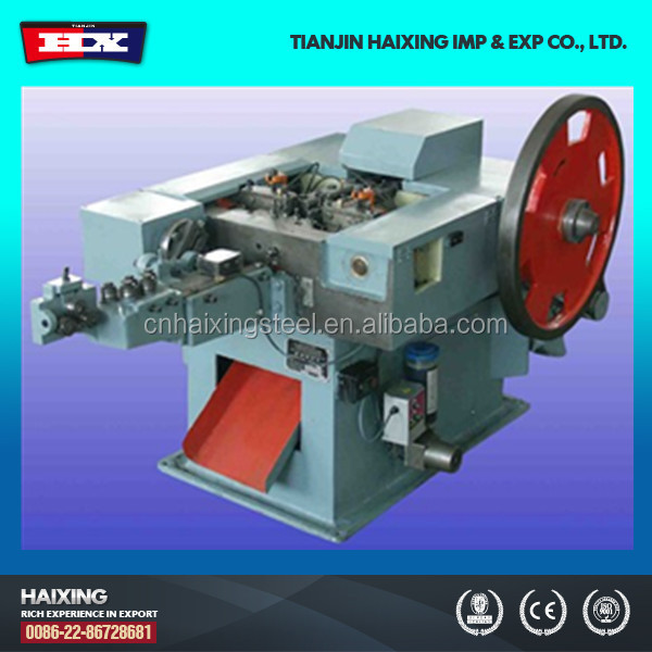 Factory Supply High Quality Wire Coil Nail Welding Machine