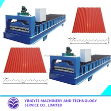 Roofing Sheet Tile corrugated metal steel zinc panel making machine