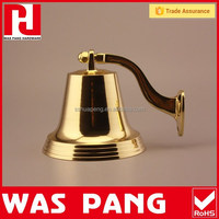Hot sell 4inch to 12inch size Brass Ships Bell,Marine Equipment