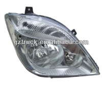 Mercedes Benz Sprinter body parts, Mercedes Benz mini bus parts, Mercedes Benz Sprinter 2006 HEAD LAMP 9068200161 LH 9068200261