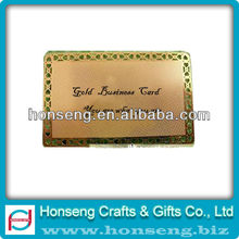 High Quality High Quality Stainless Steel Metal Business Cards