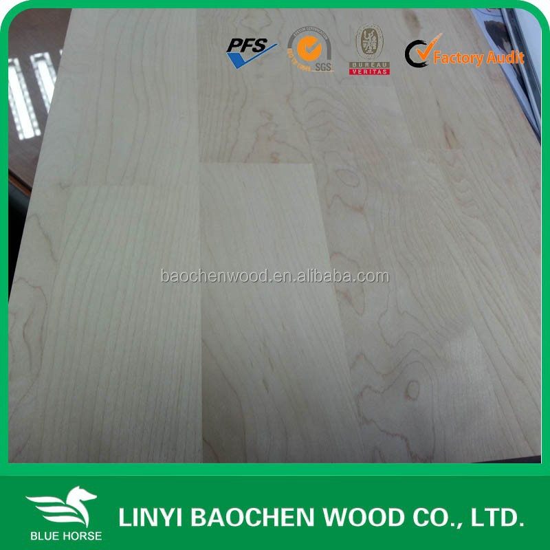 Manufacture decorating solid wood panel/edge glued laminated board / finger joint panel