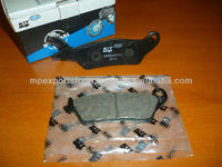 KBX BRAKE PADS FOR TWO WHEELER