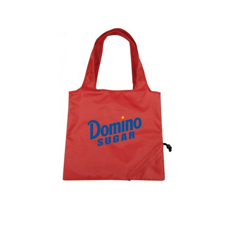 Cheap Promotional Eco Friendly Polyester Foldable Shopping Bag