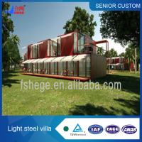 Mobile shop for sale, china prefab container houses,20ft construction container