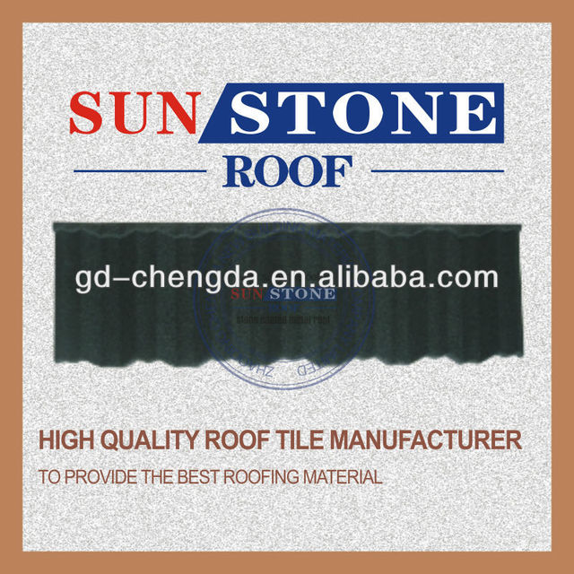 Sand Coated Metal Roofing Panel For Dream House