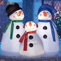 Christmas Decoration Inflatable Snowman/ Inflatable Snowman Family