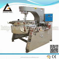 Automatic Jacketed Cooking Kettle With Tap And Mixer