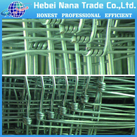 Stainless Steel Cable Wire Mesh / Animal Fence