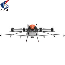 TTA big capacity GPS automatically agriculture agrochemic sprayer drone