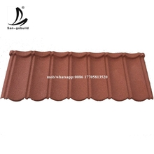 Factory Directly self-cleaning recycled colored plastic sheets solar panel coloful stone roof tiles