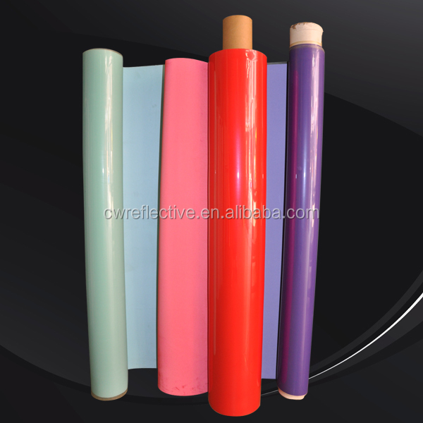 bright color reflective TPU sheet for cooler bag