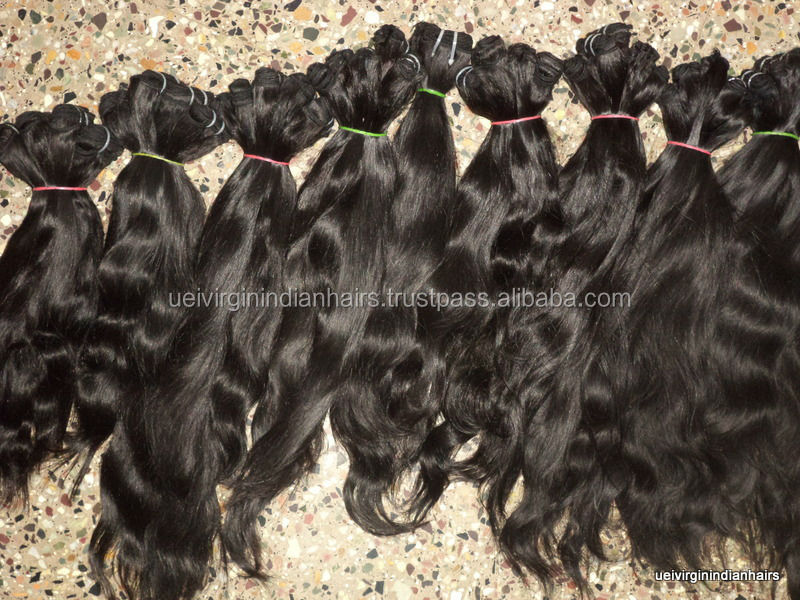 7a 2014 new come Professional Excellent Quality Indian Virgin Remy Human Hair on alibaba