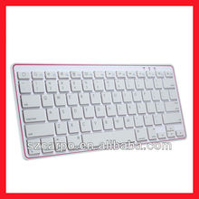 2.4GHz new lap top multimedia colored wireless keyboard H269