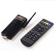 Android 4.4 TV Box CS008 Quad Core Mini PC RK3288 2GB+8GB Built-in Bluetooth/RJ45 Port Support DLNA/Miracast/4K +Remote control