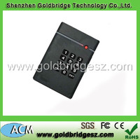 Hot Proximity Card Reader,ACM207E Stand Alone Access Reader With Keypads