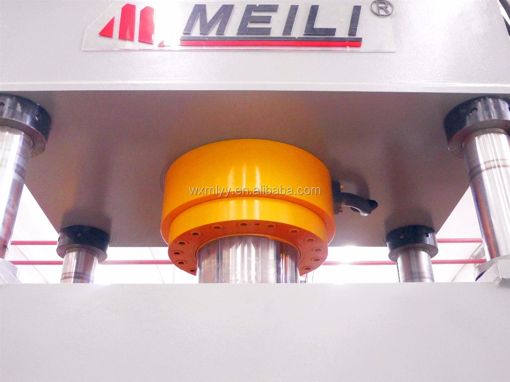 MEILI MACHINERY Four Column Hydraulic Press 100 ton hydraulic press