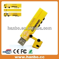 oem minion engraving logo the 2014 the newest custom car shape usb flash drive