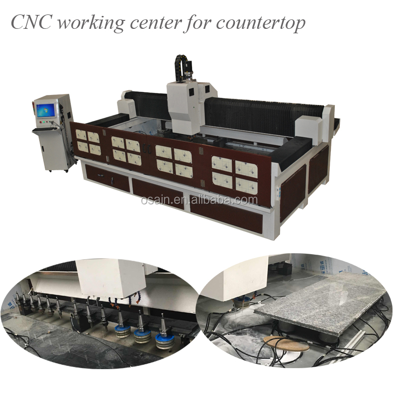 stone cnc machine for marble countertop