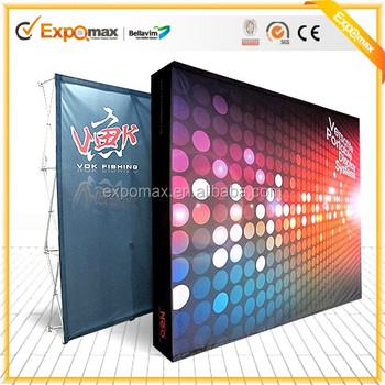 Expomax Promotion Advertising pop up display stand