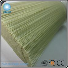 Quality PET Brush Filament, hollow PET for making paint brush