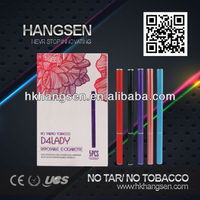 For Lady international brand names cigarettes - disposable e cig shisha pen - D4 Lady with Hangsen flavors