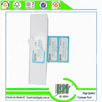 anti-counterfeit label stickers printing for courier company security labels