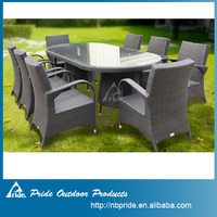 Trade Assurance Professional Supplier New Style Wicker Garden Furniture, Outdoor Wicker Furniture