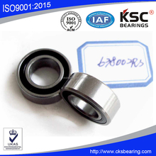 6822ZZ deep groove ball bearing thin section bearings