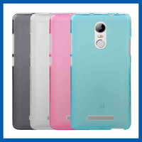 C&T Ultra-thin TPU Silicone Flexible Soft Gel Case Back Cover for Redmi Note 3 5.5'' 4G LTE Mobile Phone