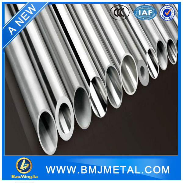 Hot Selling 201 304 316 Stainless Steel Seamless Tube SS Welded Pipe