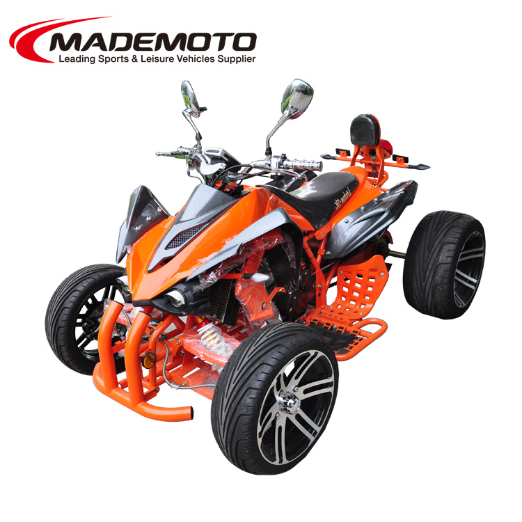 CE Approved 2014 New Model Off Road Quad