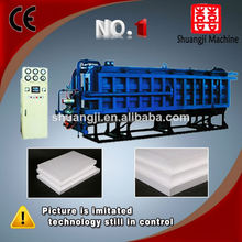 automatic eps foam construction block machine