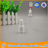 10ml Auto machine made tamper cap plastic meterial e juice e oil bottle lighter plastic PET bottle