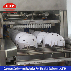 customize Large industrial cleaning equipment Ultrasonic washing machine for helmet cleaning