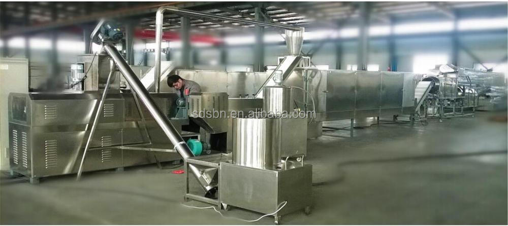 China Hot sale industrial animal feed making machine