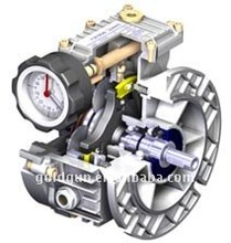 TXF Series planetary cone&disk stepless speed variator