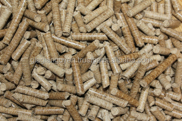 Cheap price - High Quality Rice Husk Pellets for Animal Feed from Vietnam!!!!