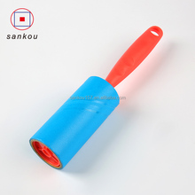 OEM/ODM factory direct dust remove cleaning tape colorful lint roller for clothes
