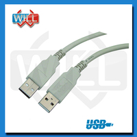 OEM factory 1m 2m 3m 4m 5m 2.0 extension usb cable for tablet pc