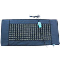 Far infrared magnetic negative ion jade mattress