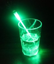 LED Flashing Drink Stirrer Stick, LED Light Up Stir Stick with different shape