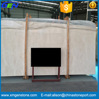 Supply Building Material Crema Marfil Marble Slab