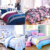 Disposable bedding comforter sheet cover set hotel bed linen