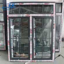 Hot sale aluminum alloy window/aluminum residential windows
