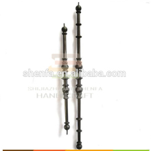 decorative ornamental cast iron forged baluster