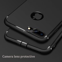 Black Matte Case for iPhone 7 Plus Dustproof <strong>protective</strong> for iphone7 cover ultra slim phone shell