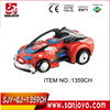 SJY-GJ1359CH rc gas car W/Light rc car high speed remote control stunt twister car